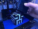 FLASHFORGE (フラッシュフォージ) 3Dプリンター Dreamer ドリーマー デュアルヘッド 日本語マニュアル&日本語ソフト フィラメント2リール付き