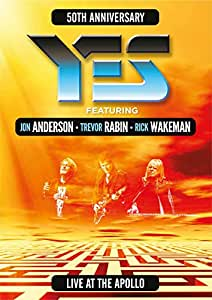 Yes Live At The Apollo [DVD]