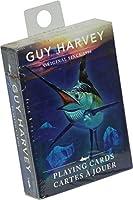 Playing Cards featuring Guy HarveyアウトドアOceanアートワーク