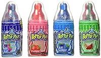海外直送 Bazuuka Candy Brand - Baby Bottle Pop Candy 20個パック