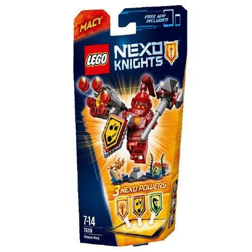 レゴ (LEGO) ネックスナイツ シールドセット メイシー 70331