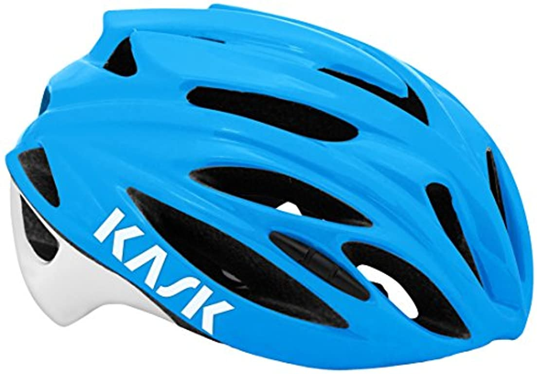 恥ずかしさシルク通訳[カスク] RAPIDO ラピード ヘルメット BLU 20480000017