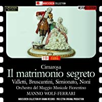 Il Matrimonio Segreto by DOMENICO CIMAROSA