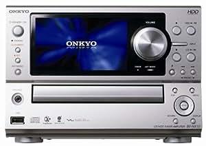 ONKYO CD/HDDチューナーアンプ シルバー BR-NX10(S)