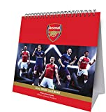 Arsenal Desk Easel Official 2019 Calendar - Desk Easel Format