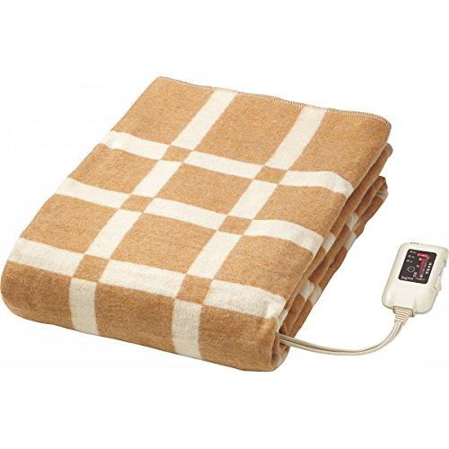椙山紡織 電気毛布(掛敷タイプ・188×130cm)【暖房器具...