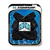 STOMPGRIP(ストンプグリップ) トラクションパッド タンクキット VOLCANO ブラック ZX-6R/RR(07-08) 55-3004B