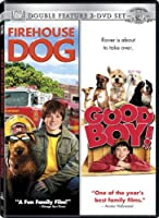 Firehouse Dog/Good Boy [DVD] [Import]