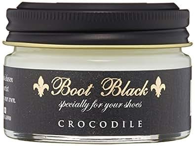 [ブートブラック] BootBlack CROCODILE CREAM BBクロコダイルクリーム (NEUTRAL(ニュートラル)60g)