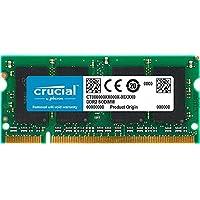 1GBアップグレードfor a Apple MacBook 2.0GHz Intel Core 2Duo (インテルGMA x3100グラフィックス)システム( ddr2pc2–5300, NON - ECC、)