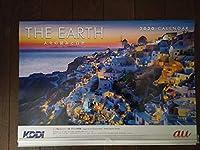 KDDI THE EARTH 2020年カレンダー