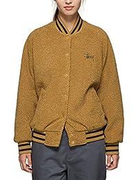 [STUSSY WOMEN (ステューシー)] バーシティ ジャケット レディース Micah Varsity Jacket スタジャン [215085] [並行輸入品]