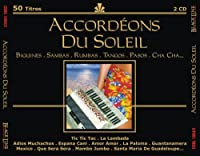 ACCORDEON DU SOLEIL - Biguines,sambas,rumbas... (2 CD)