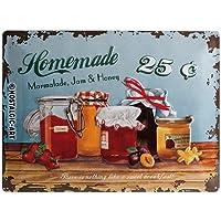 ブリキ看板 ホームメイド マーマレード Homemade Marmalade/TIN SIGN アメリカン雑貨 インテリア