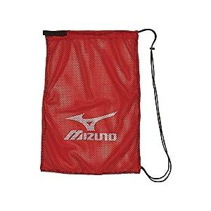 MIZUNO(ミズノ) プールバック メッシュバッグ(L) N3JM700162 W46×H68cm レッド