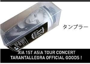 【限定予約】Xia Tarantallegra JYJ ジュンス ASIA TOUR CONCERT 公式応援グッズ【タンブラー】