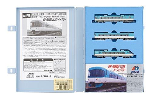 Nゲージ A0765 283系「オーシャンアロー」増結 (C編成) 改良品3両セット