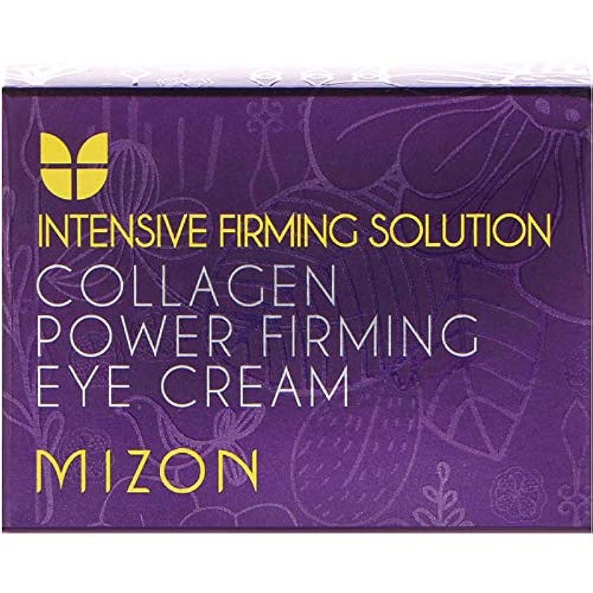 レバー促進する裏切り者MIZON Collagen Power Firming Eye Cream (並行輸入品)