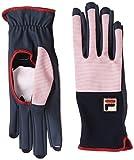 (フィラ テニス) FILA TENNIS テニス 手袋 レディース テニスグローブ VL9115 20 フィラネイビー F