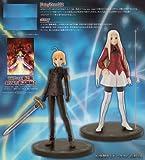 Fate/Zero DXフィギュア セイバー Zero ver. / アイリスフィール・フォン・アインツベル 全2種セット