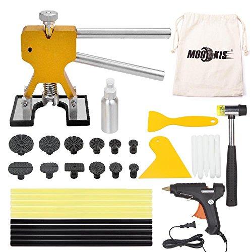 Mookis デントリペア ブリッジ型 板金工具 凹み吸盤...