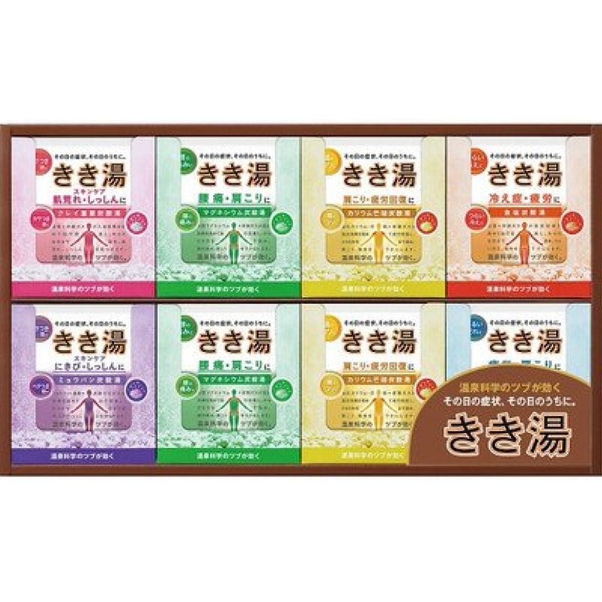 ソーダ水私たちの財団【ギフトセット】 きき湯オリジナルギフトセット KKY-20C