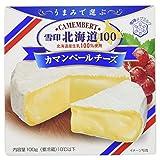 [冷蔵] 雪印メグミルク カマンベールチーズ 100g