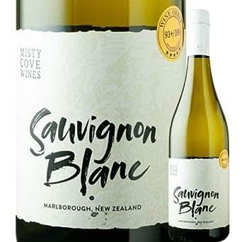 エステート・ソーヴィニョン・ブラン ミスティ・コーヴ 2018年 ニュージーランド 白ワイン 辛口 750ml