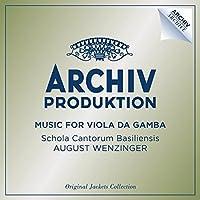 Music for Viola Da G