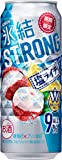 氷結ストロング 塩ライチ 500ml ×24缶