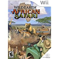 Wild Earth: African Safari - Nintendo Wii [並行輸入品]