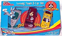 Looney Tunes 3 Car Die-Cast Set by Racing Champions