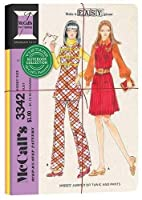 Vintage McCall's Patterns Notebook Collection (Sewing Journal, Vintage Sewing Patterns, Gifts for Mom) (Notebooks)