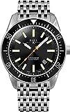 [ボールウォッチ]BALL WATCH 腕時計 スキンダイバーII 自動巻 ブラック文字盤 500m防水 DM3108A-SCJ-BK メンズ 【並行輸入品】