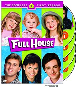 Full House: Complete First Season [DVD] [Import]