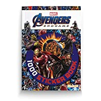 Avengers Endgame 1000 Stickers