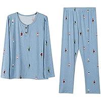 Kids & Toddler Girls Boys Pajamas 2 Piece Pjs Set 100% Cotton Sleepwear 4-12 Years Old Home Clothes