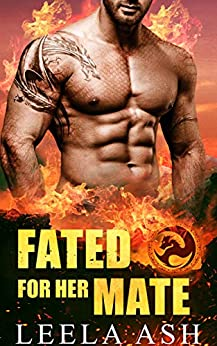 Fated for her Mate (Banished Dragons Book 6) by [Ash, Leela]