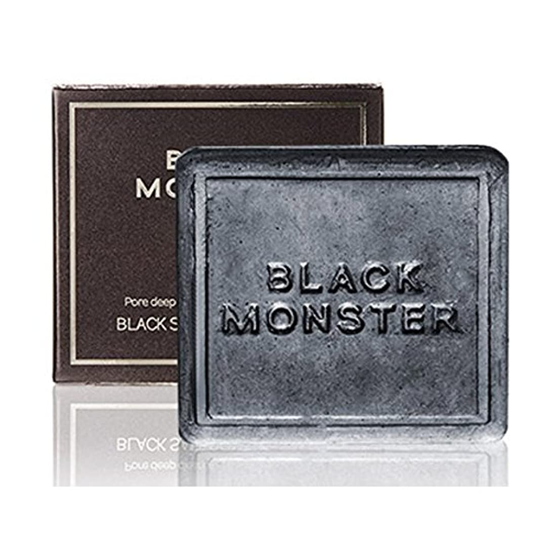 シーサイド柔らかさ昆虫を見る[ブレンクTV] blanktv Black Monster ブラックソルトコントロールバー 120g 海外直送品 black salt control bar [並行輸入品]