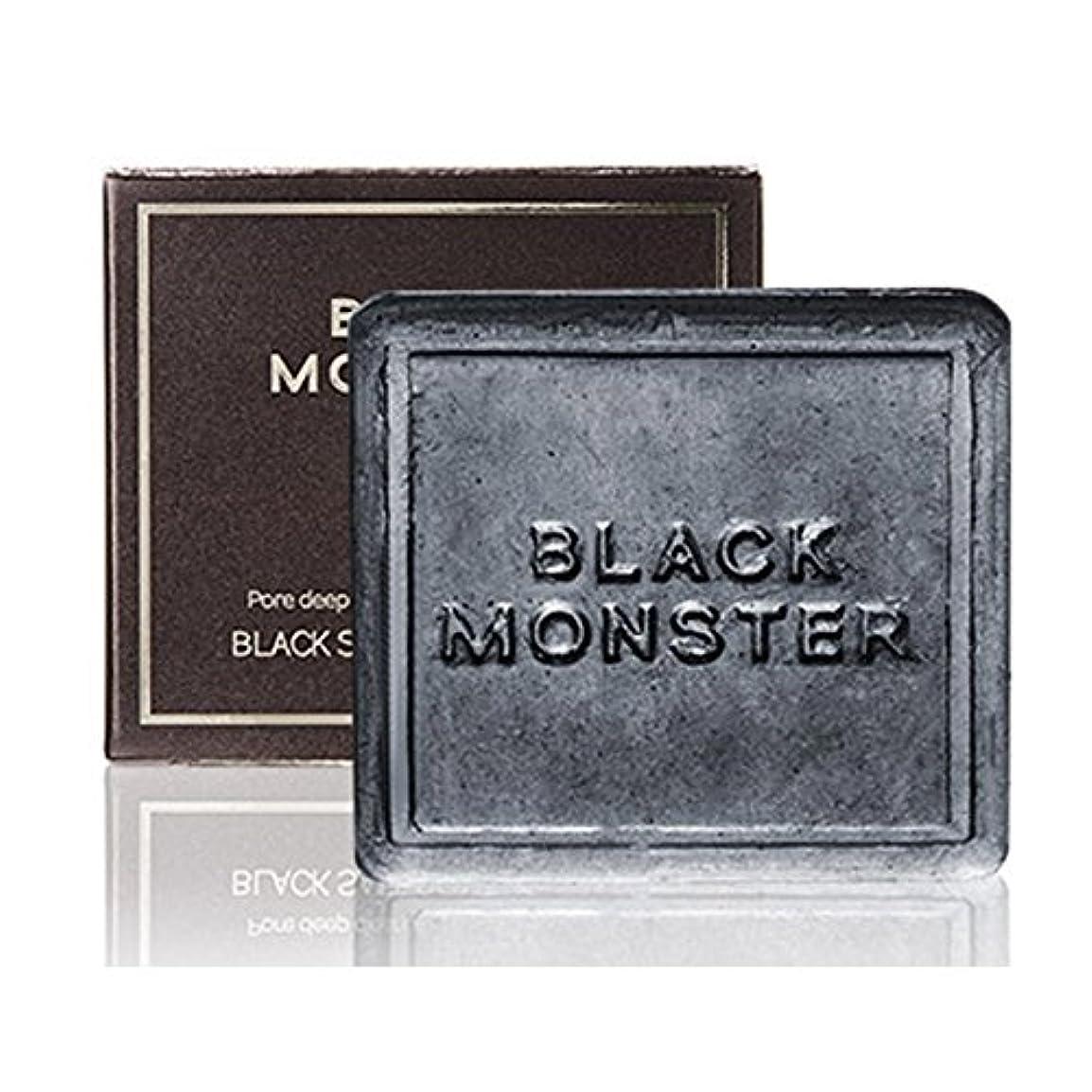国籍記念日自然[ブレンクTV] blanktv Black Monster ブラックソルトコントロールバー 120g 海外直送品 black salt control bar [並行輸入品]