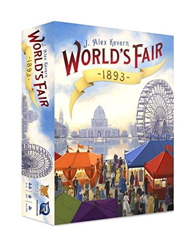World's Fair 1893 Board Game [並行輸入品]