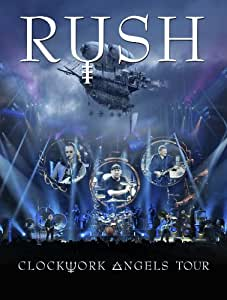 Rush : Clockwork Angels Tour [Blu-ray] [Import]