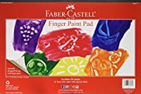 "Finger Paint Pad 12""X18""-60 sheets (並行輸入品)"