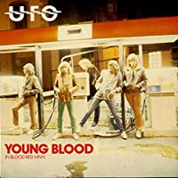 Young Blood - Red vinyl with P/S