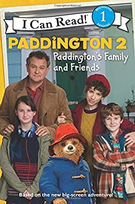 Paddington 2: Paddington's Family and Friends (I Can Read Level 1)