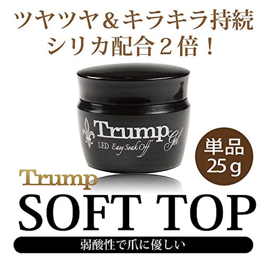 痴漢不定服を洗うTrump ソフトクリアージェル 25g