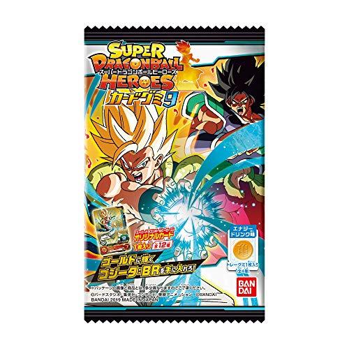 (仮)スーパードラゴンボールヒーローズ カードグミ9 (20個入) 食玩・グミ (ドラゴンボール超)