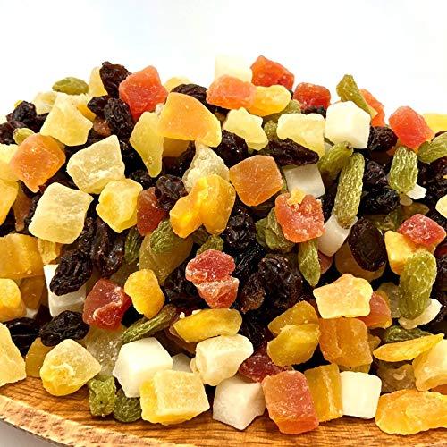 Eight Shop ドライフルーツ ミックス トロピカルフルーツ 500g 7種 パイン パパイヤ マンゴー メロン ココナッツ レーズン