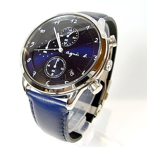 アニエスベー【agnes b】メンズ腕時計(FBRW992)