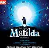 Matilda: The Musical, Original Broadway Cast Recording 画像